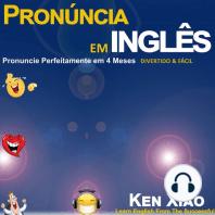 Pronúncia em inglês