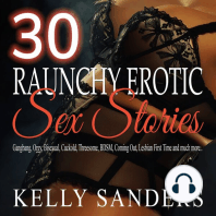 30 Raunchy Erotic Sex Stories