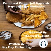 Emotional Eating Self Hypnosis Hypnotherapy Meditation