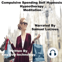 Compulsive Spending Self Hypnosis Hypnotherapy Meditation