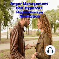 Anger Management Self Hypnosis Hypnotherapy Meditation