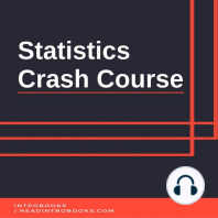 Statistics Crash Course