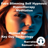 Face Slimming Self Hypnosis Hypnotherapy Meditation