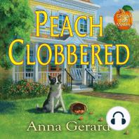 Peach Clobbered: A Georgia B&B Mystery