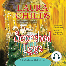 Scorched Eggs: A Cackleberry Club Mystery