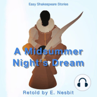 A Midsummers Night's Dream Retold by E. Nesbit