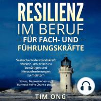 Resilienz im Beruf für Fach- und Führungskräfte