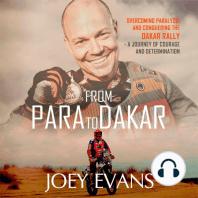 From Para to Dakar