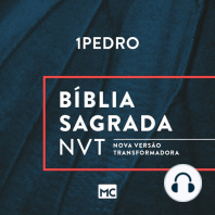 Bíblia NVT - 1Pedro