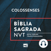 Bíblia NVT - Colossenses