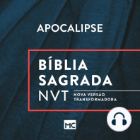 Bíblia NVT - Apocalipse