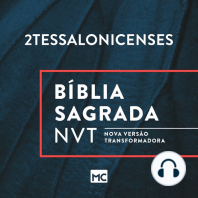 Bíblia NVT - 2Tessalonicenses