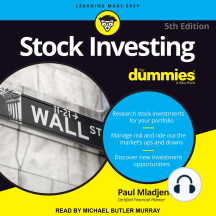 Stock Investing For Dummies: 5th Edition