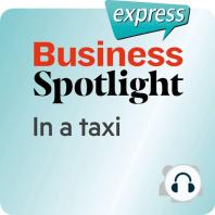 Business Spotlight express – Beziehungen – Im Taxi