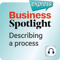 Business Spotlight express – Kompetenzen – Einen Prozess beschreiben