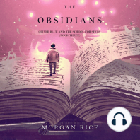 The Obsidians: Oliver Blue and the School for Seers—Book Three