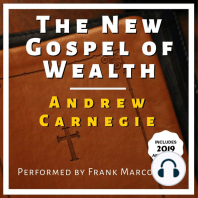The New Gospel of Wealth