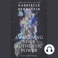 Awakening Your Authentic Power