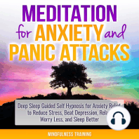Meditation for Anxiety and Panic Attacks