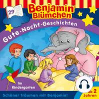 Benjamin Blümchen - Gute-Nacht-Geschichten - Folge 29
