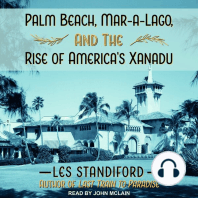 Palm Beach, Mar-a-Lago, and the Rise of America's Xanadu