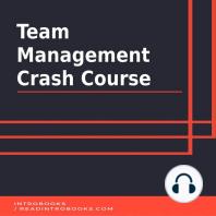 Team Management Crash Course