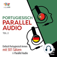Portugiesisch Parallel Audio