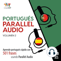 Portugués Parallel Audio
