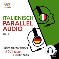 Italienisch Parallel Audio