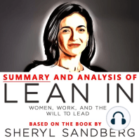 Summary And Analysis Of Lean In