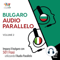 Audio Parallelo Bulgaro