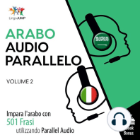 Audio Parallelo Arabo
