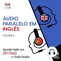 Áudio Paralelo em Inglês
