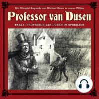 Professor van Dusen, Die neuen Fälle, Fall 1