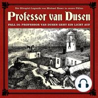 Professor van Dusen, Die neuen Fälle, Fall 14