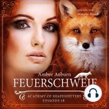 Feuerschweif, Episode 18 - Fantasy-Serie: Academy of Shapeshifters