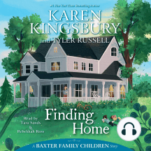 Finding Home: A Baxter Family Children Story