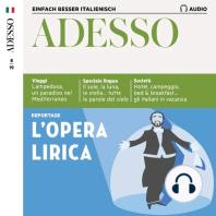 Italienisch lernen Audio - Die Oper