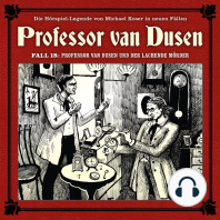 Professor van Dusen, Die neuen Fälle, Fall 18