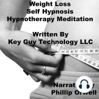 Weight Loss Self Hypnosis Hypnotherapy Meditation