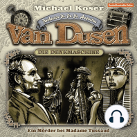 Professor van Dusen, Folge 9
