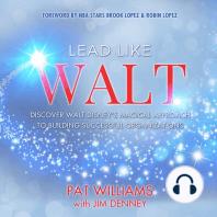 Lead Like Walt