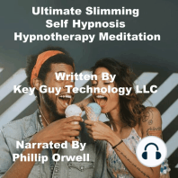 Ultimate Slimming Self Hypnosis Hypnotherapy Meditation