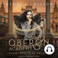 Oberon Academy Book Two