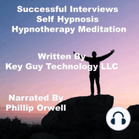 Successful Interviews Self Hypnosis Hypnotherapy Meditation