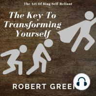 The Key Of Transforming Yourself