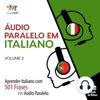Áudio Paralelo em Italiano