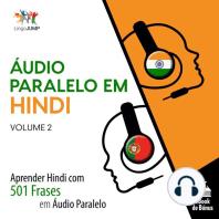 Áudio Paralelo em Hindi