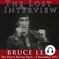 Lost Interview, The - Bruce Lee