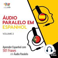 Áudio Paralelo em Espanhol